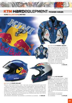 KTM Red Bull Collection Katalog 2006