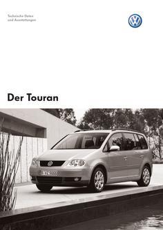 VW Touran Technische Daten