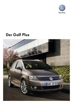 Golf Plus und CrossGolf 2011