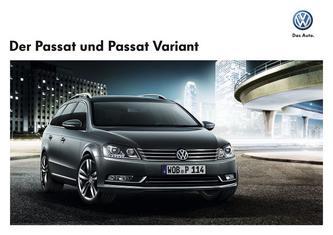 Passat Variant 2011