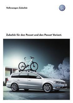 Original Zubehör für den Passat Variant 2011