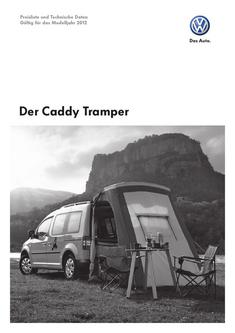 Caddy Tramper 2011