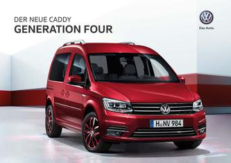 Caddy Generation Four 2016