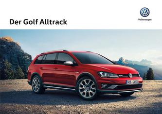 Golf Alltrack 2016