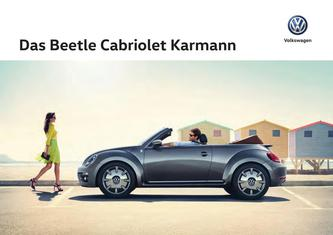 Beetle Cabriolet Karmann November 2017
