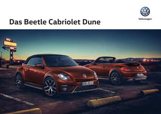 Beetle Cabriolet Dune November 2017