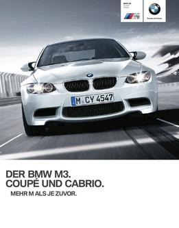 BMW M3 Coupé & Cabrio 2012