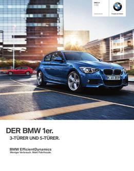 BMW 1er (3-Türer & 5-Türer) 2012
