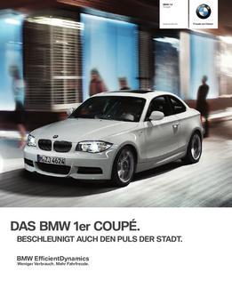 BMW 1er Coupé 2012