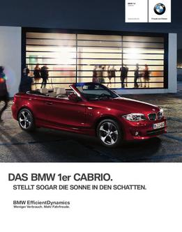 BMW 1er Cabrio 2012