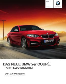 BMW 2er Coupe 2014