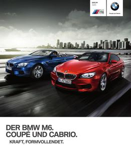 BMW M6 Coupe/Cabrio 2014