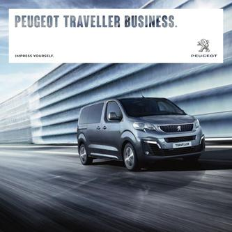 Peugeot Traveller Business 2016