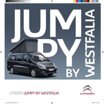 Jumpy by Westfalia 2014