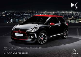DS 3 Red Edition 2014