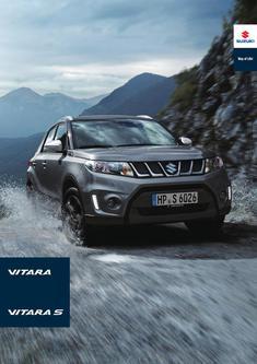 Suzuki Vitara Technische Daten