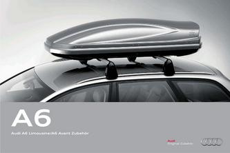 audi a6 fixierset in audi a6 zubeh r 2011 von audi deutschland. Black Bedroom Furniture Sets. Home Design Ideas