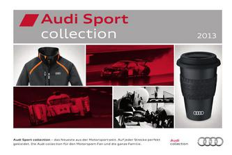 Audi Sport Collection 2013
