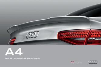 Audi A4 Limousine | A4 Avant Zubehör 2014