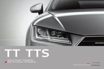 Audi TT Coupé | TT Roadster 2015