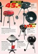 elektrogrill mit deckel in barbecue 2009 von landi. Black Bedroom Furniture Sets. Home Design Ideas