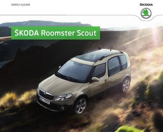 Skoda Roomster Scout  2013