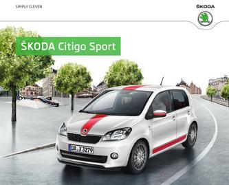 Skoda Citigo Sport 2013