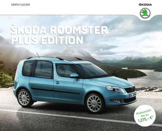 Roomster Plus Edition 2014