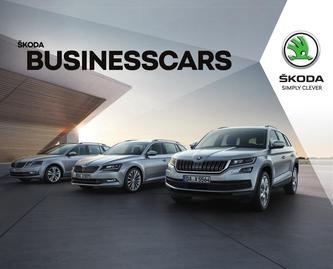 ŠKODA Businesscars 2018
