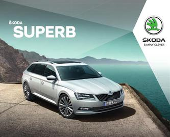 ŠKODA Superb 11/2017