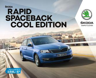 Rapid Spaceback Cool Edition 11/2017