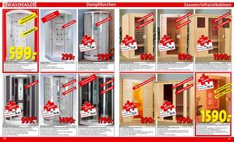 fertigduschkabine in bauhaus dampfduschen saunen und infrarotkabinen 2006 von bauhaus sterreich. Black Bedroom Furniture Sets. Home Design Ideas