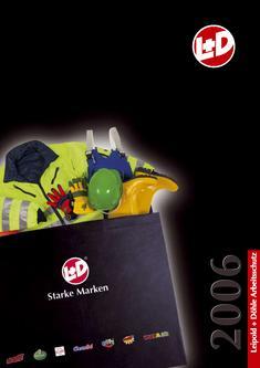 Arbeitsschutz Bekleidungs Katalog 2007